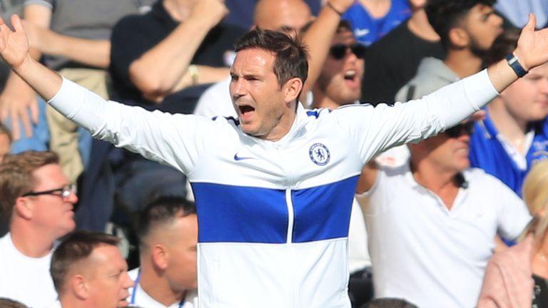 Frank Lampard: ความเหน็ดเหนื่อยเมื่อยล้าเป็นปัจจัยหนึ่งในการเล่น