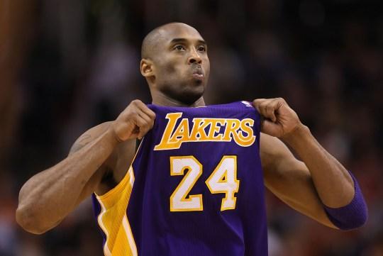 ไลโอเนลเมสซี่และคริสเตียโนโรนัลโดจ่ายเงินช่วยเหลือให้ Kobe Bryant